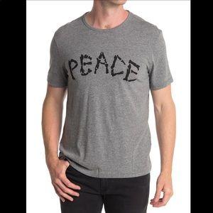 John Varvatos Peace graphic tee